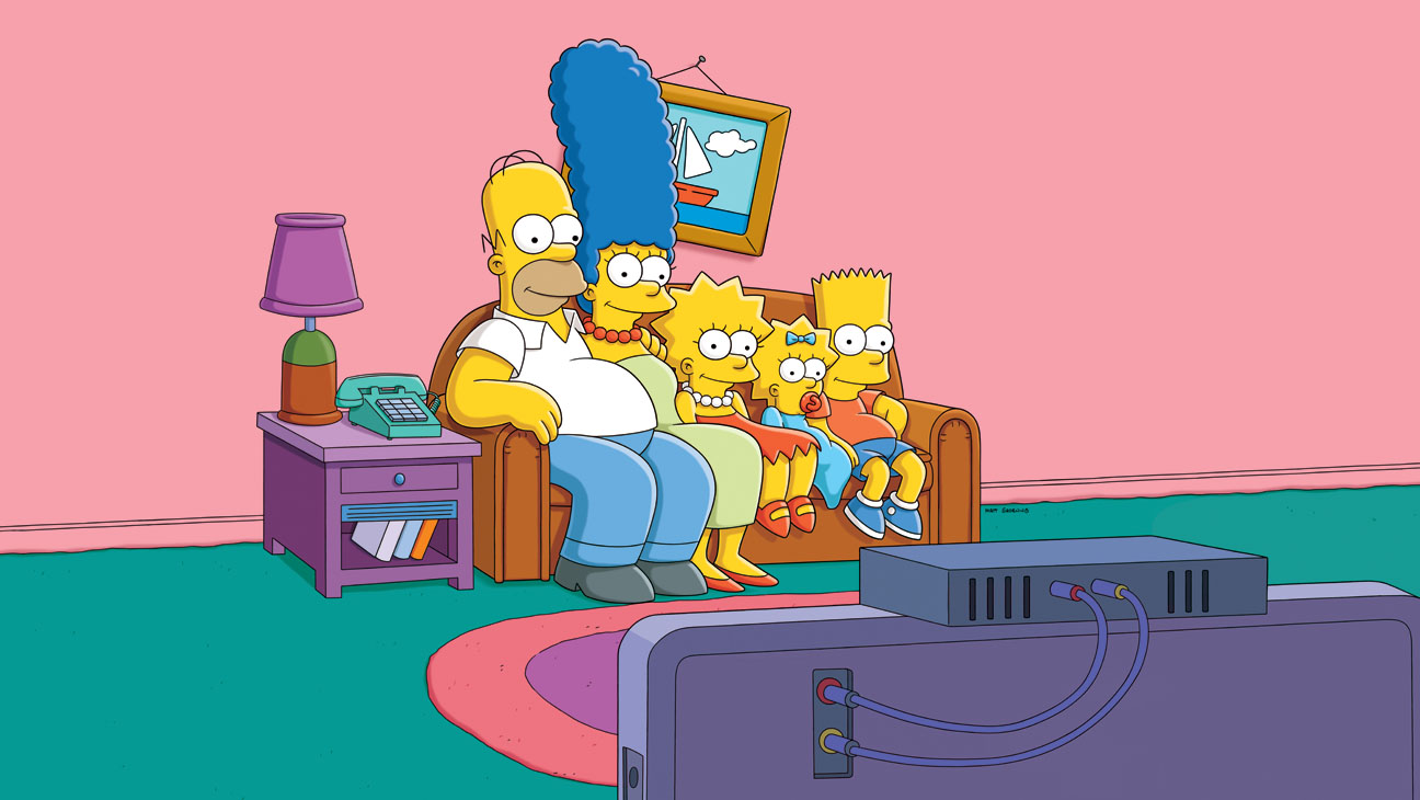 The Simpsons Couch - H 2014