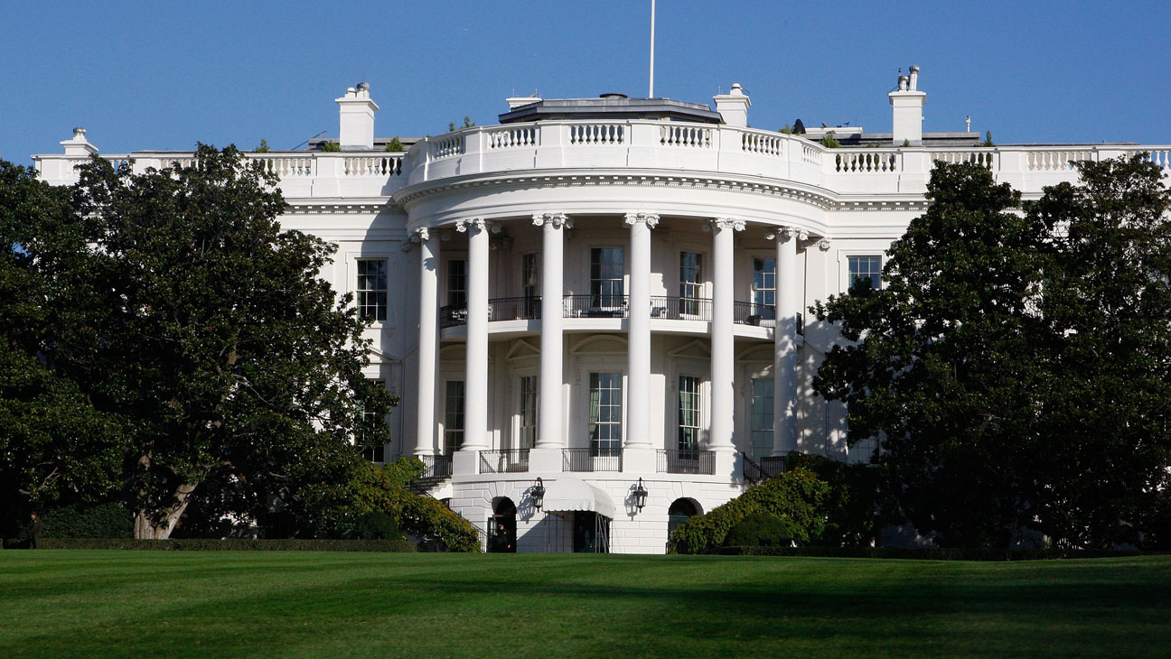 The White House Exterior - H 2014