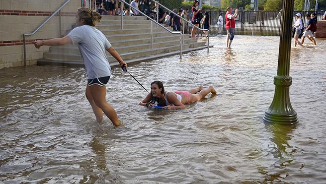 UCLA Flood - H 2014