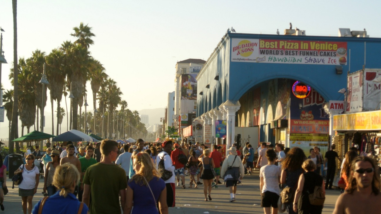 Venice Boardwalk 2012 - H - 2014