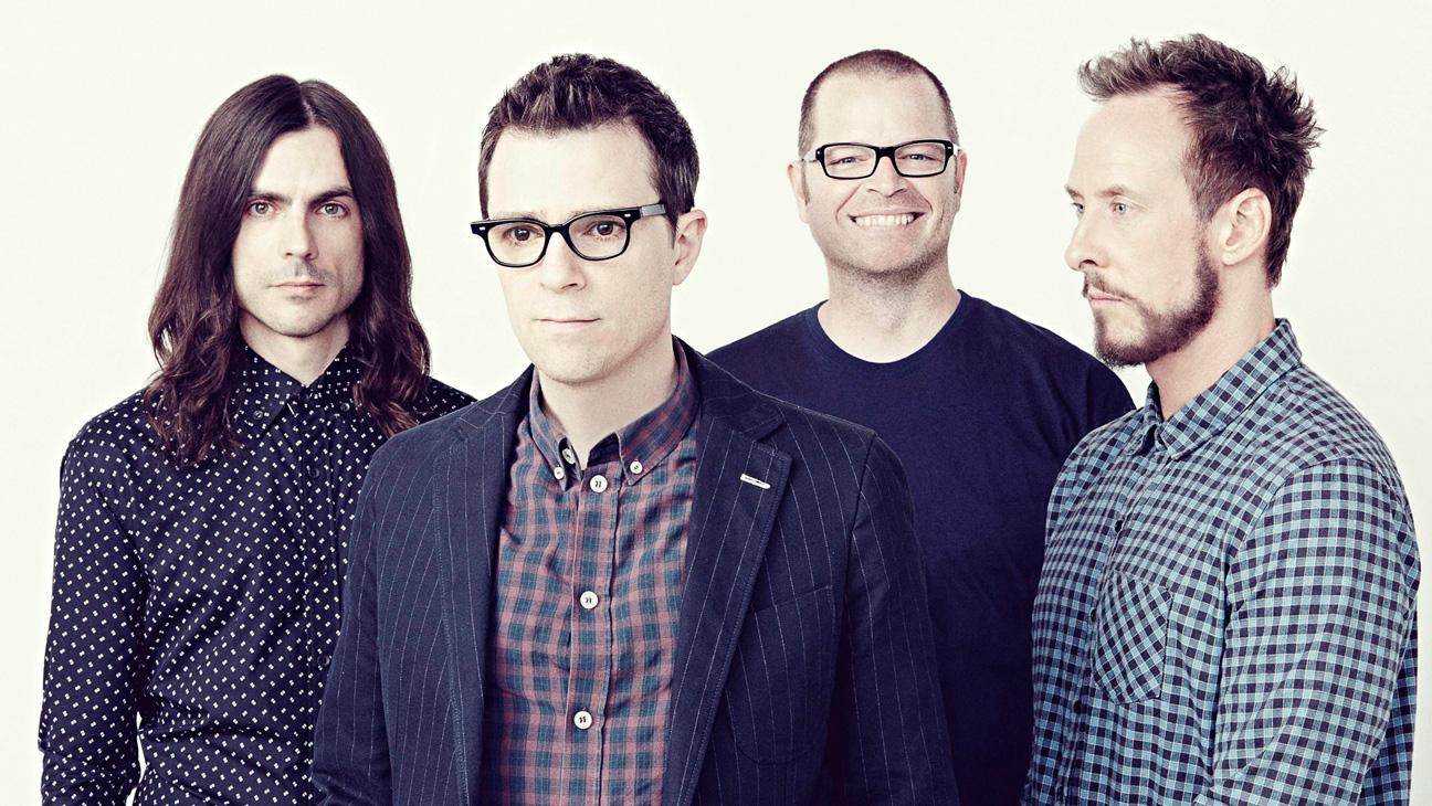 Weezer PR Image - H 2014