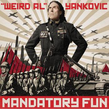 Weird Al Mandatory Fun - P 2014