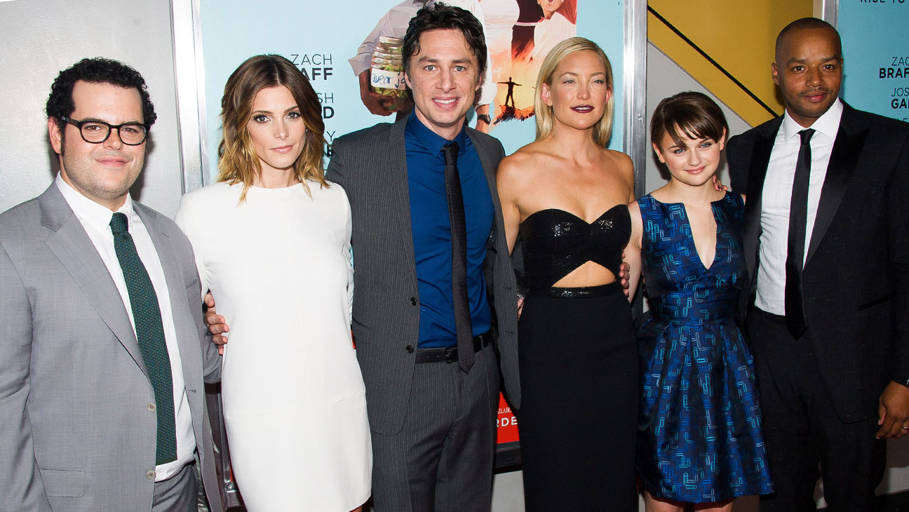 Wish I was Here Cast - H 2014