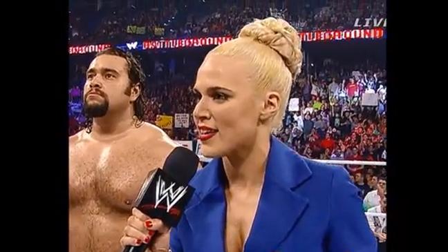 WWE Lana Screenshot - H 2014