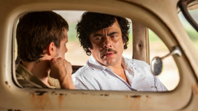 Benicio Del Toro Escobar: Paradise Lost - H 2014
