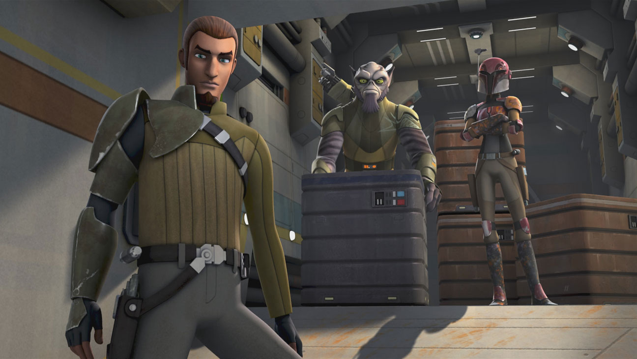 Star Wars Rebels Still - H 2014