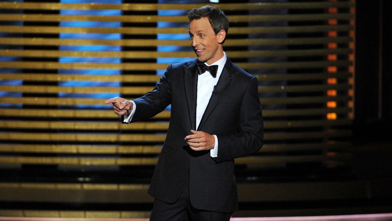 Seth Meyers Hosts