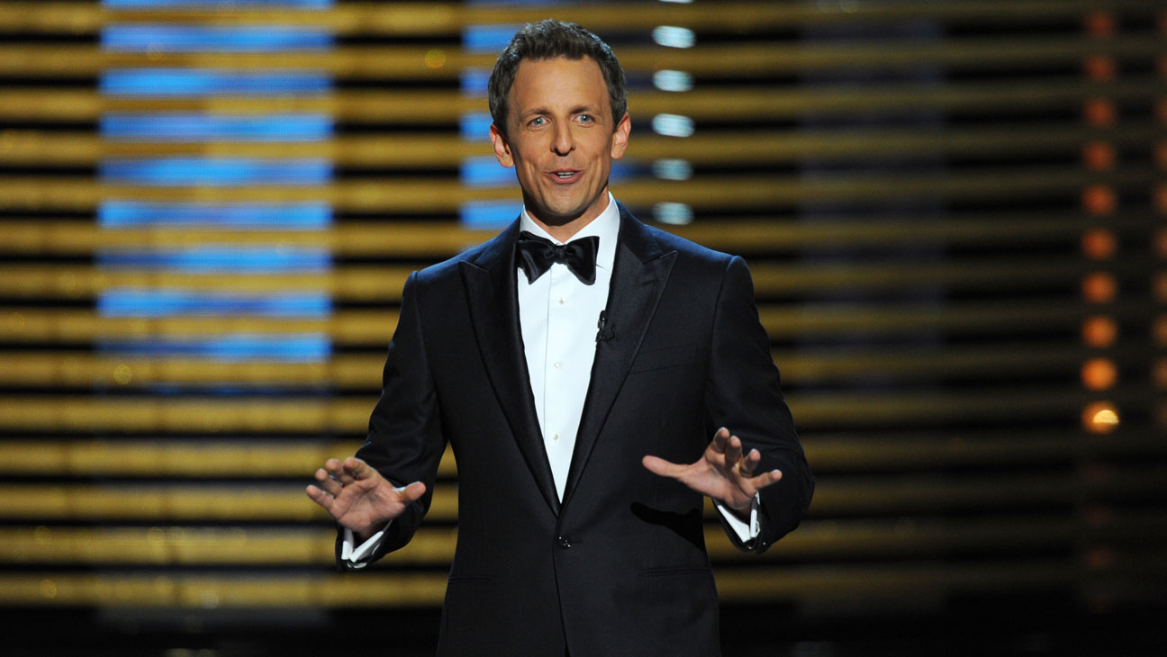 Seth Meyers Hosts