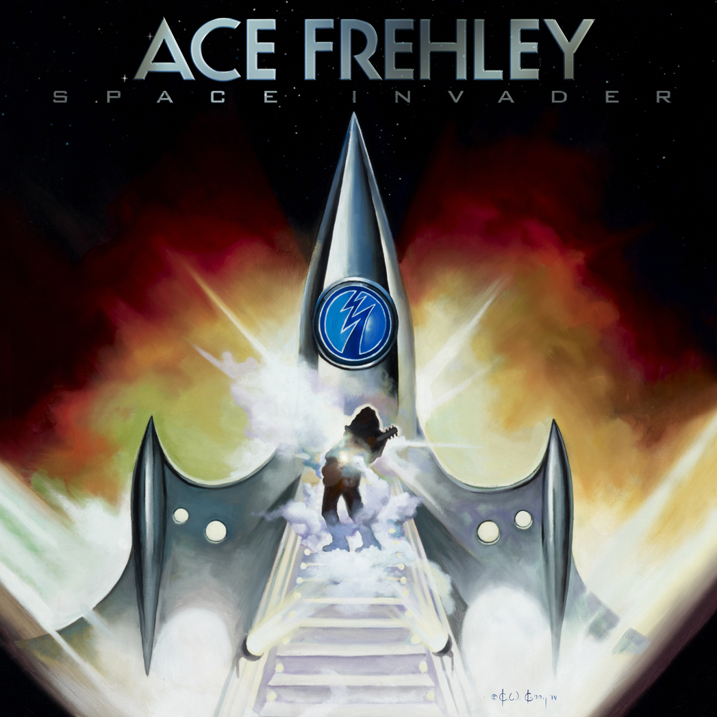 Ace Frehley Space Invader S