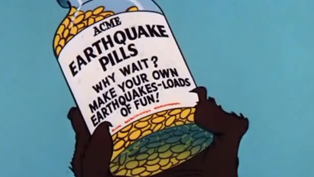 ACME Earthquake Pills - H 2014