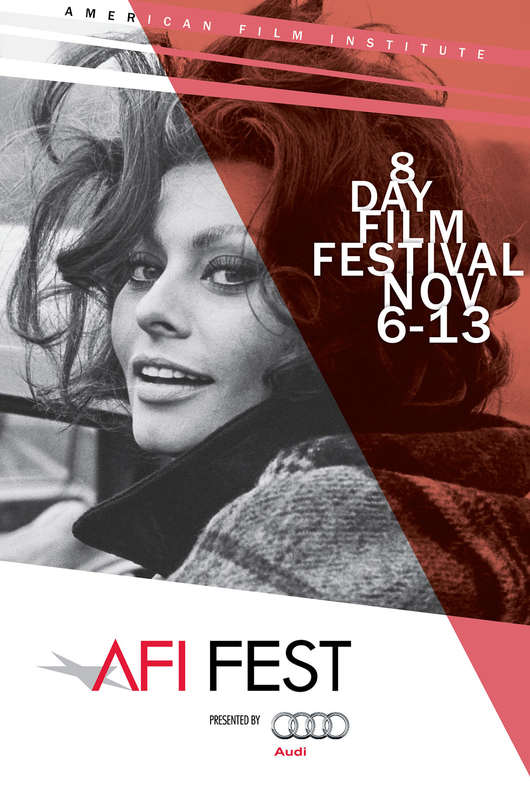 AFI Sophia Loren poster - P 2014