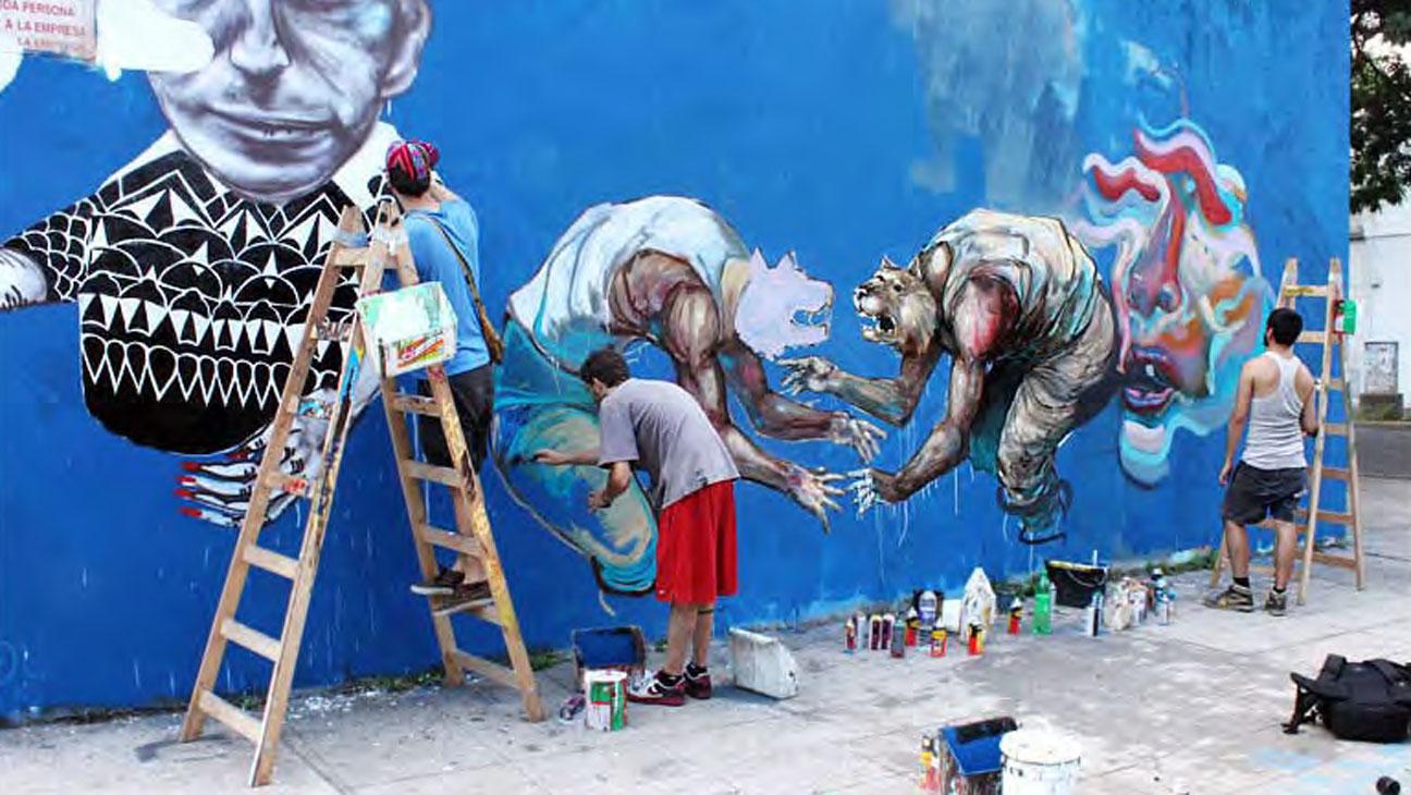 Argentina Graffiti - H 2014