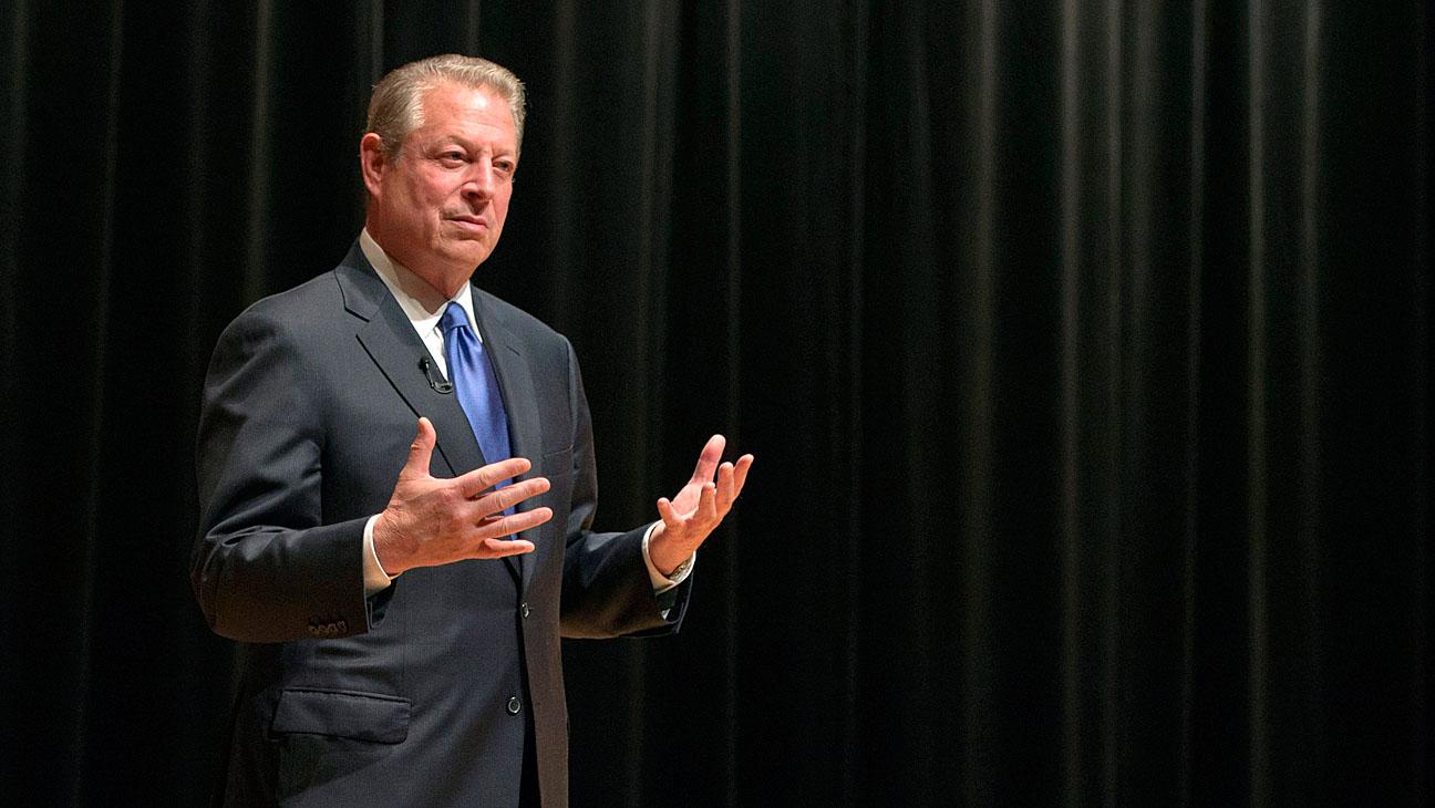 Al Gore Horizontal - H 2014