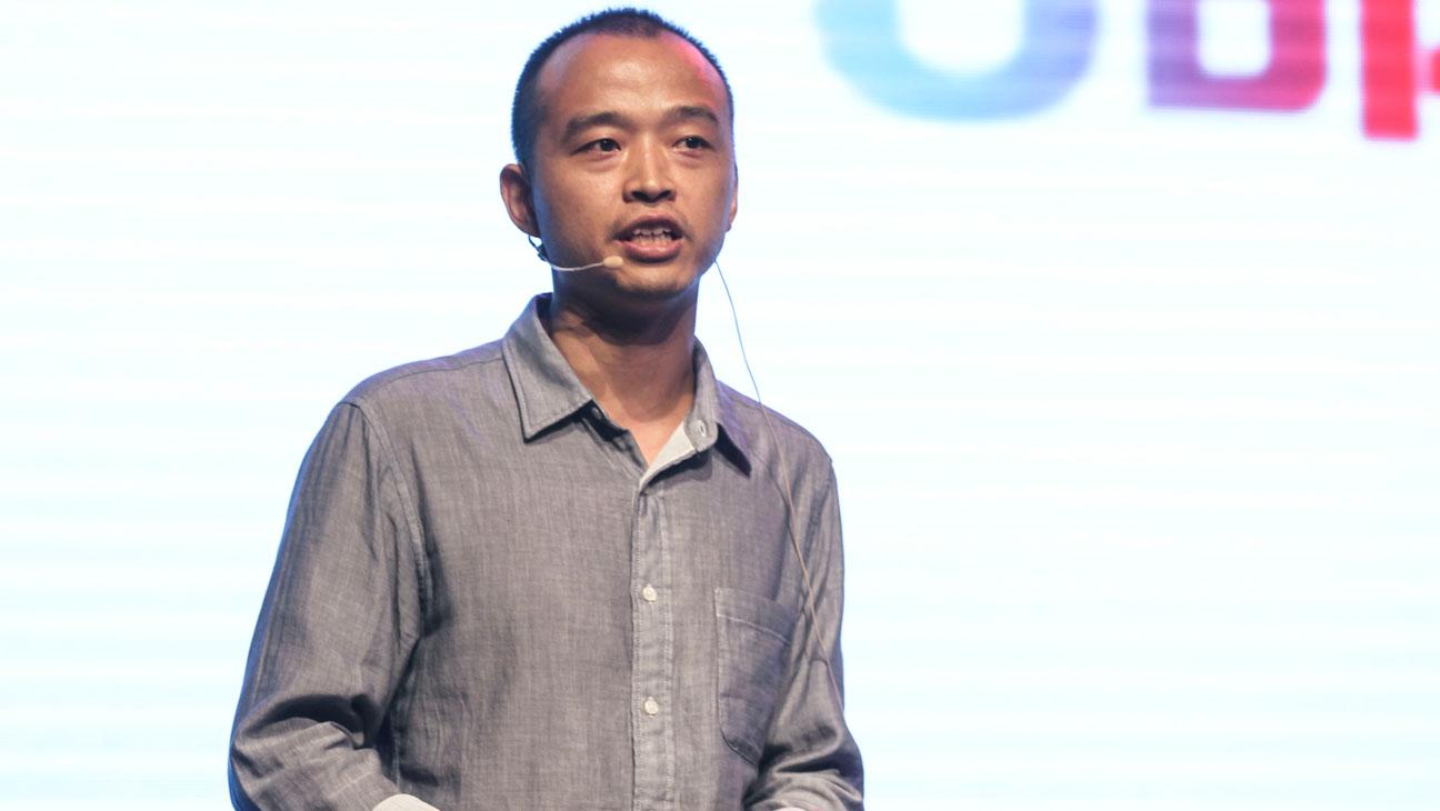 Allen Zhu Heyi Film CEO - H 2014