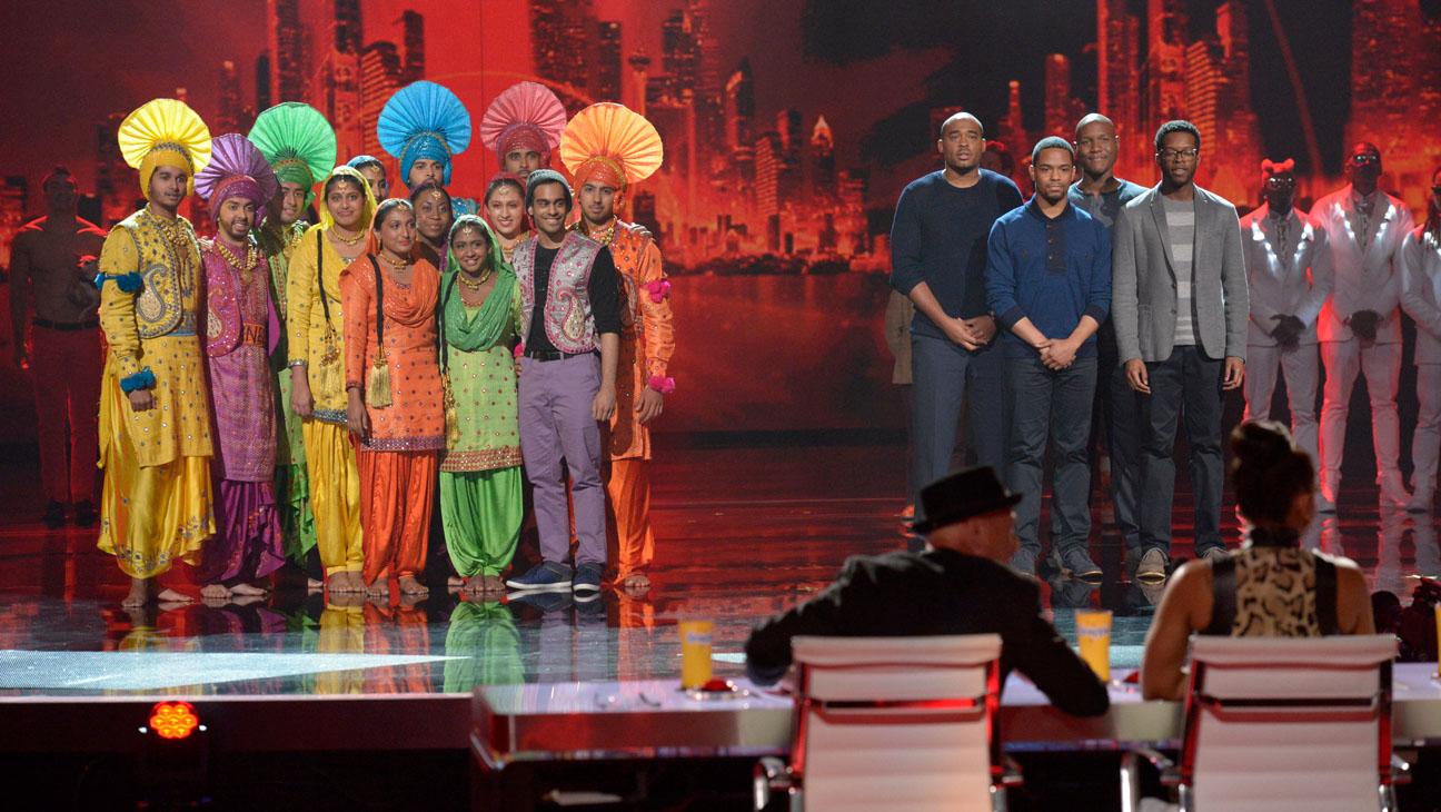 America's Got Talent Aug 13 - H 2014