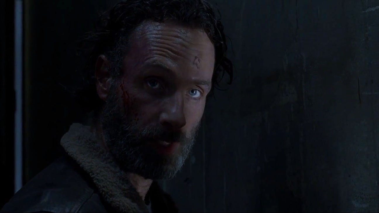 Andrew Lincoln Walking Dead Alternate Ending - H 2014