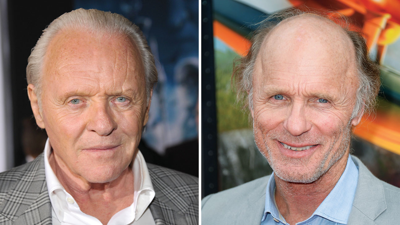 Anthony Hopkins Ed Harris Split - H 2014