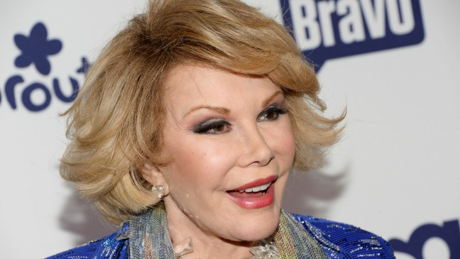 Joan Rivers - H 2014