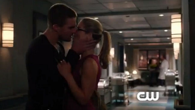 Arrow Season 3 Promo Screenshot - H 2014