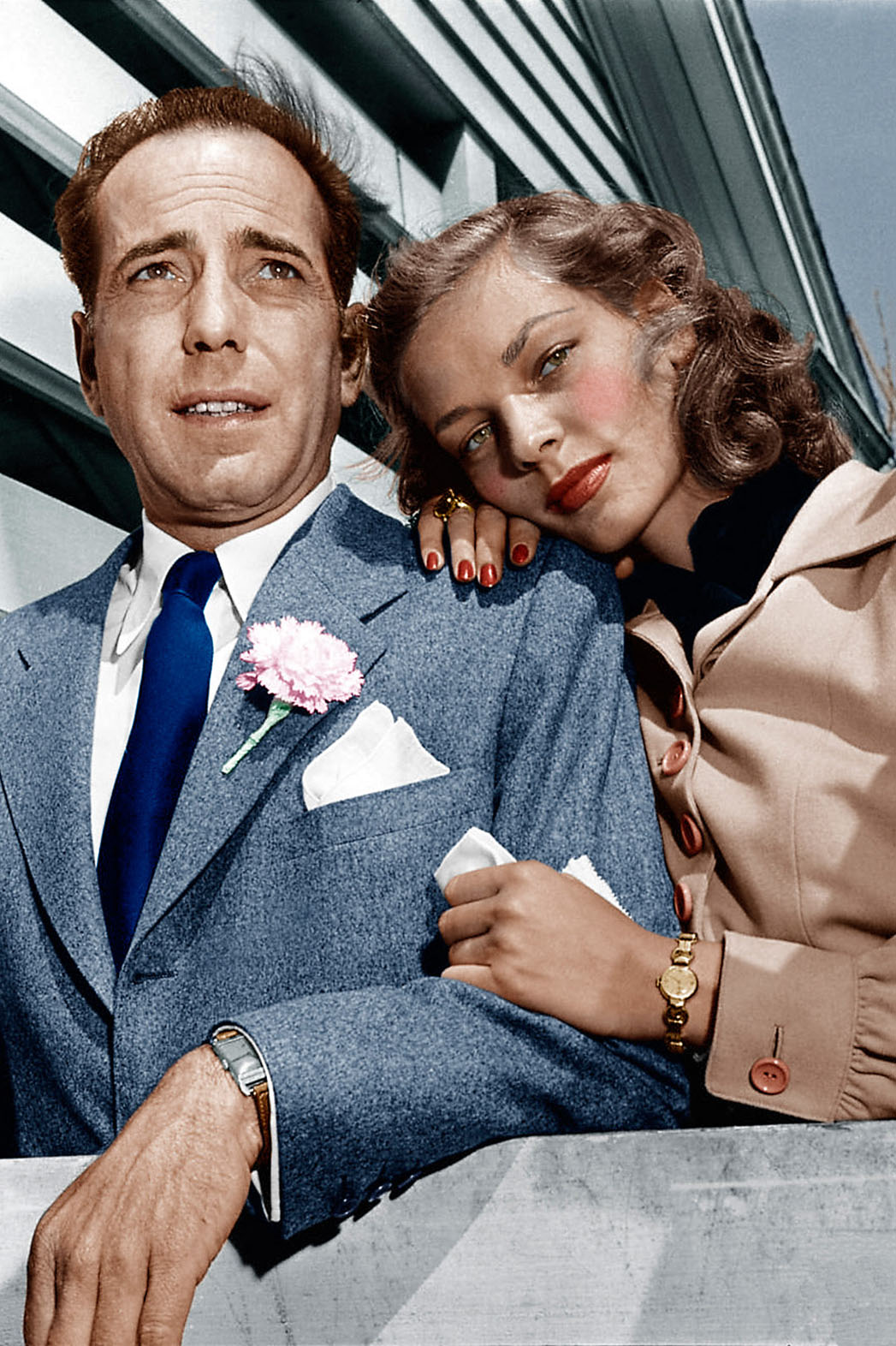As Told By Bogey and Bacall - P 2014