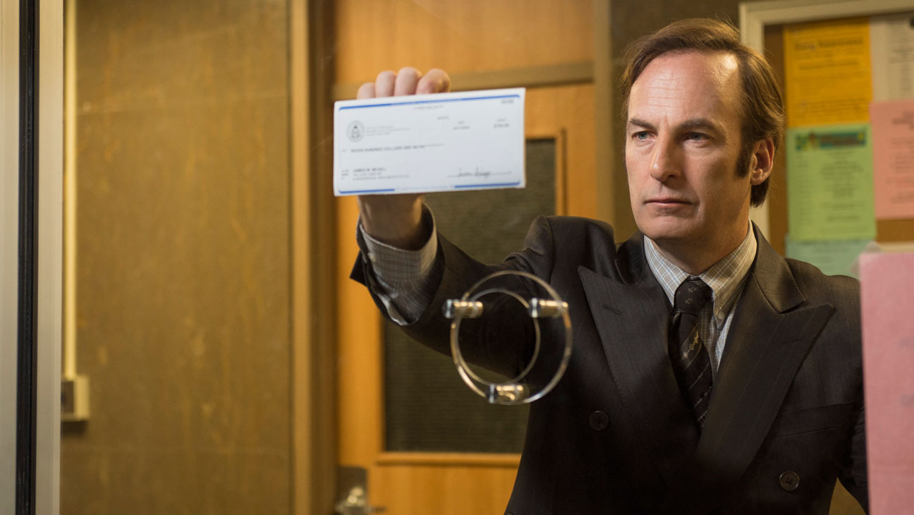 OK TO USE Better all Saul TV Still - 2014