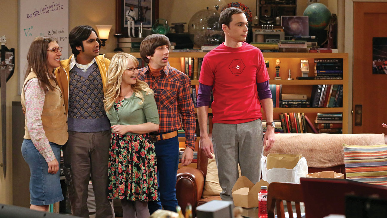 Big Bang Theory 1 Million an Episode - H 2014