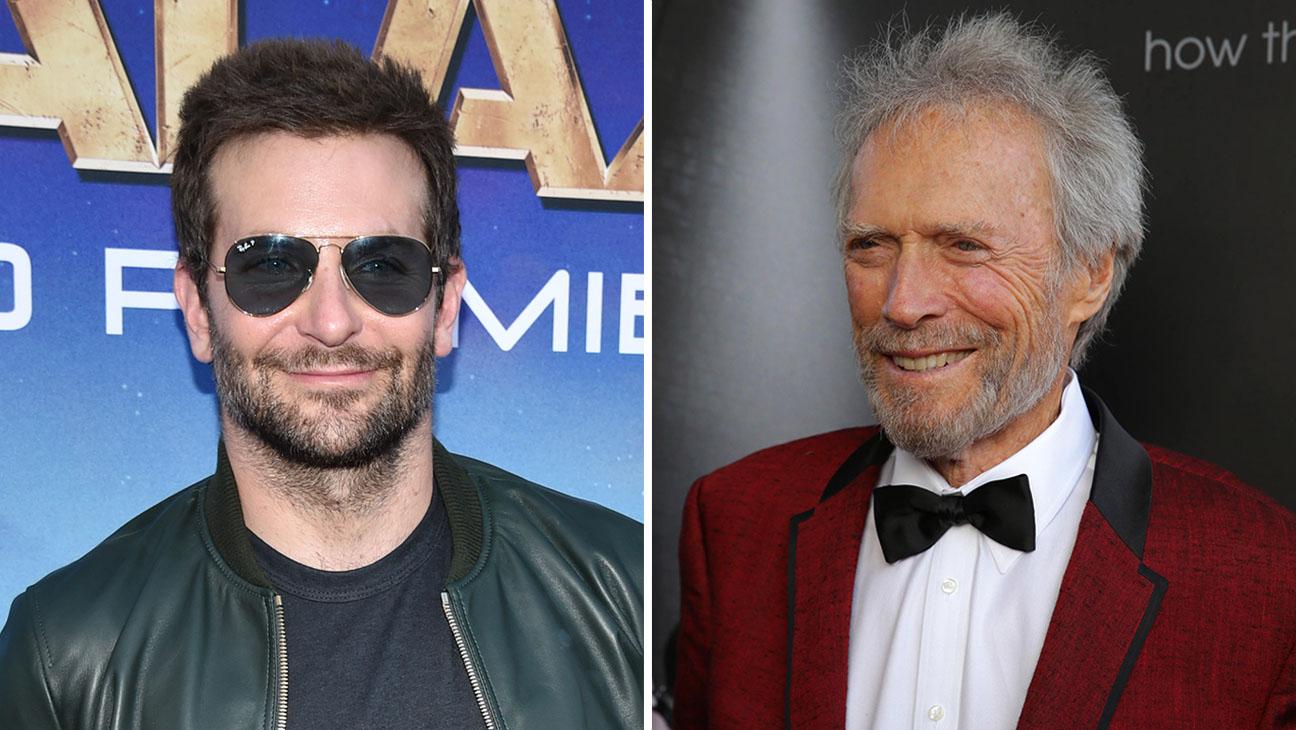 Bradley Cooper Clint Eastwood Split - H 2014