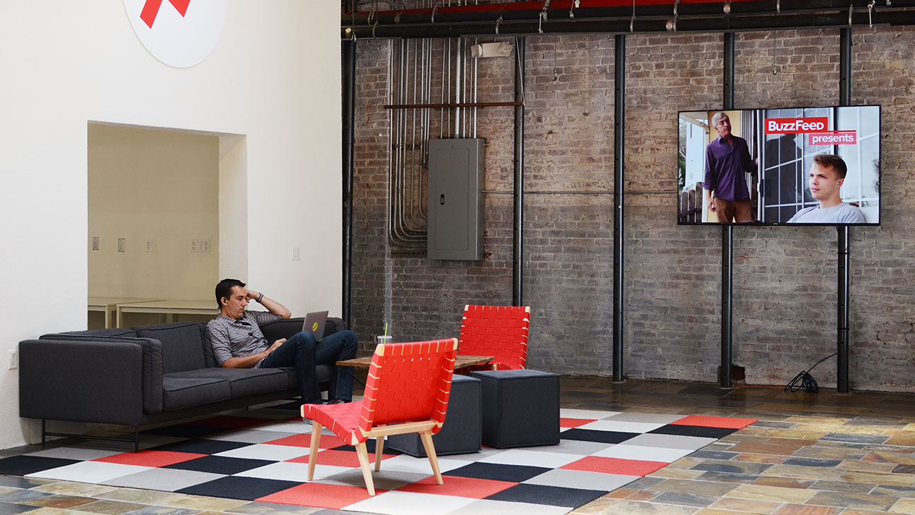 Buzzfeed Offices Main - H 2014
