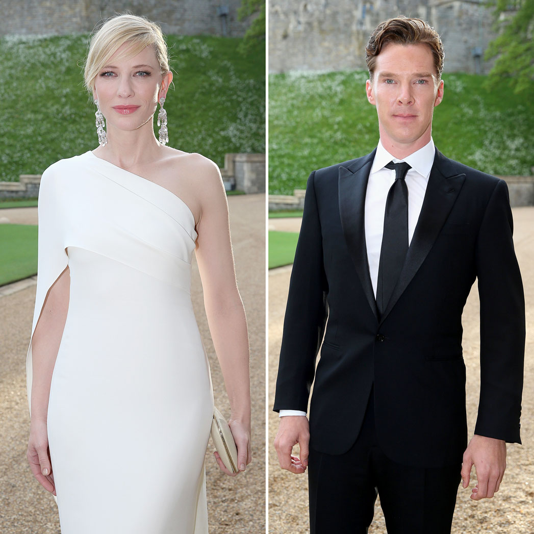 Cate Blanchett Benedict Cumberbatch - S 2014