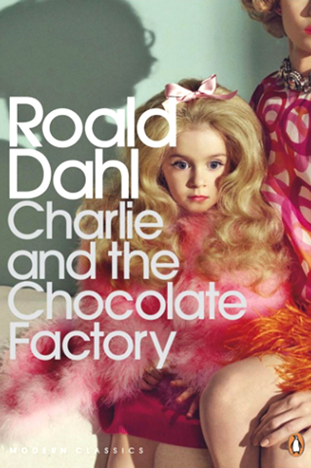 Chocolate Factory Book Cover - P 2014
