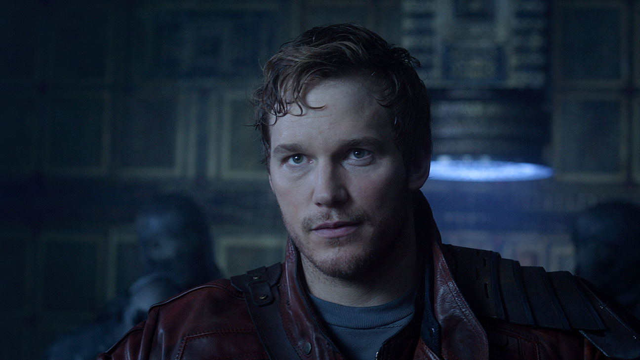 Chris Pratt Guardians of the Galaxy - H 2014