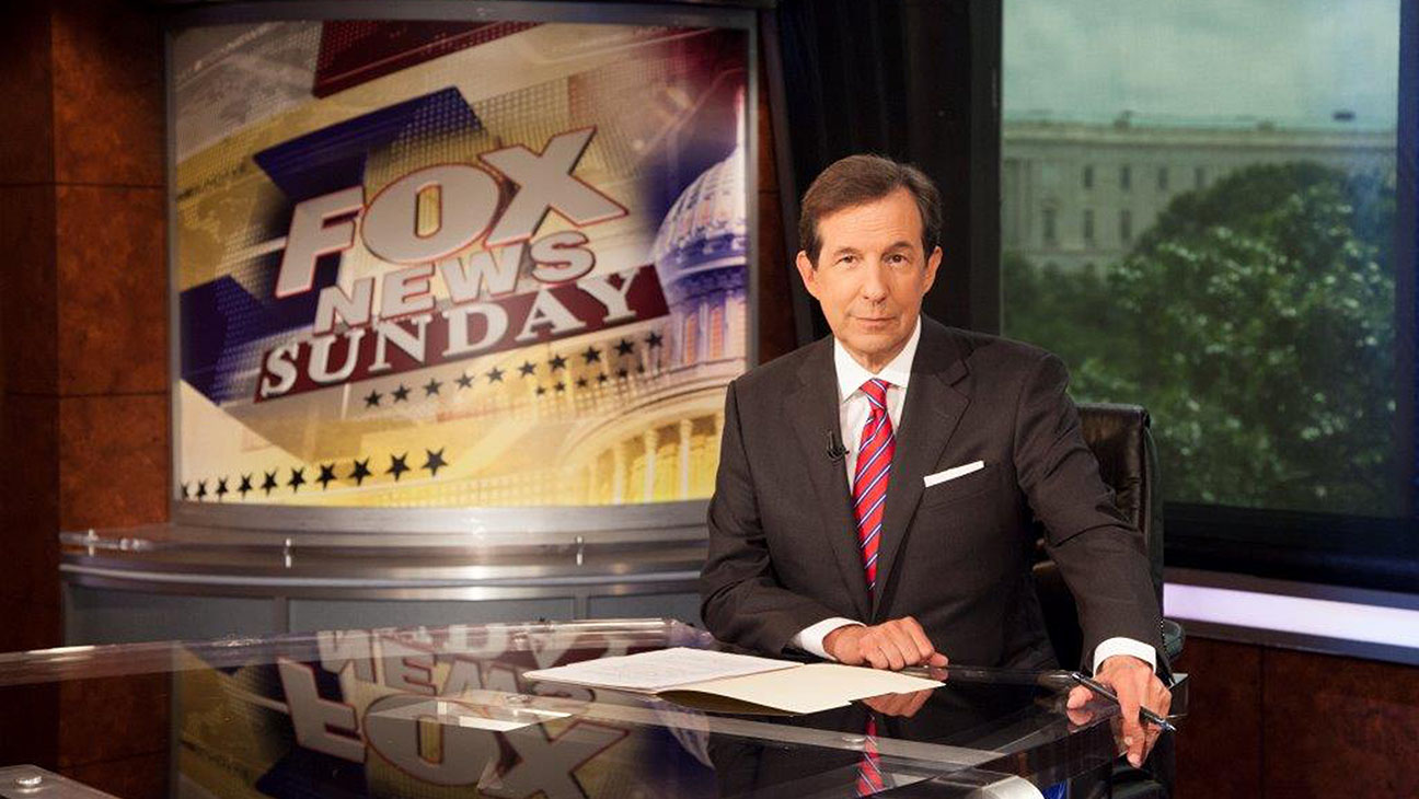 Chris Wallace Fox News Sunday - H 2014