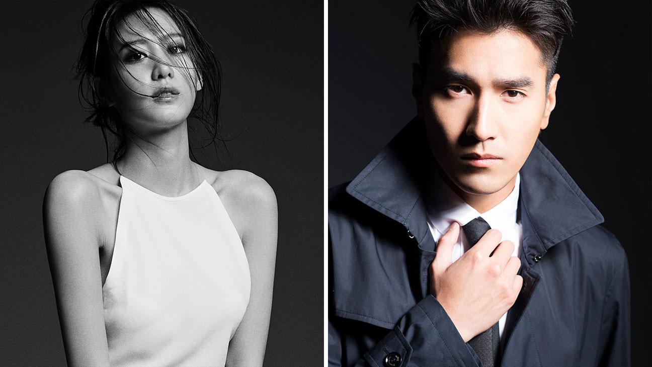 Claudia Kim and Mark Chao Split- H 2014