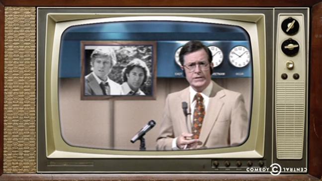 Stephen Colbert Nixon - H 2014