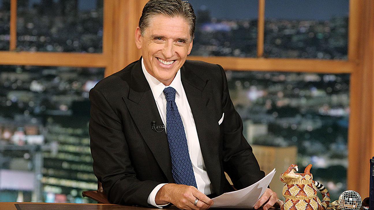 Craig Ferguson Late Late Show - H 2014