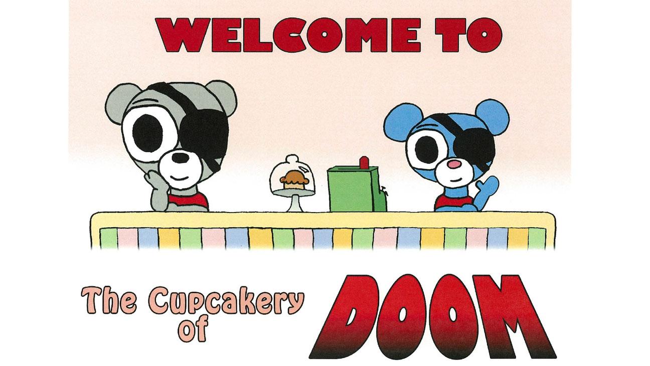 Cupcakery of Doom - H 2014