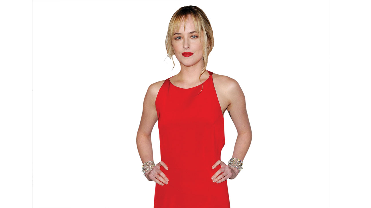 Dakota Johnson 50 Shades - H 2014
