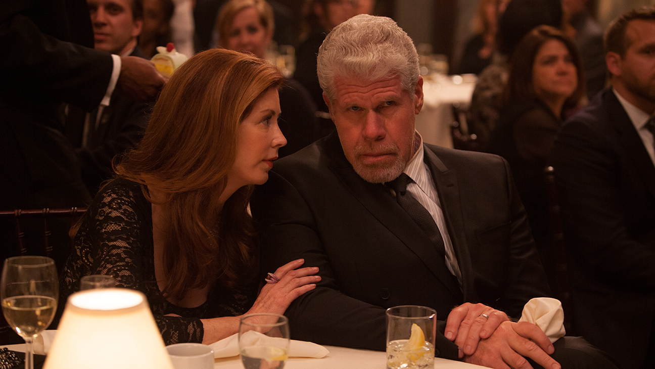 Dana Delany Ron Perlman Hand of God Amazon H 2014