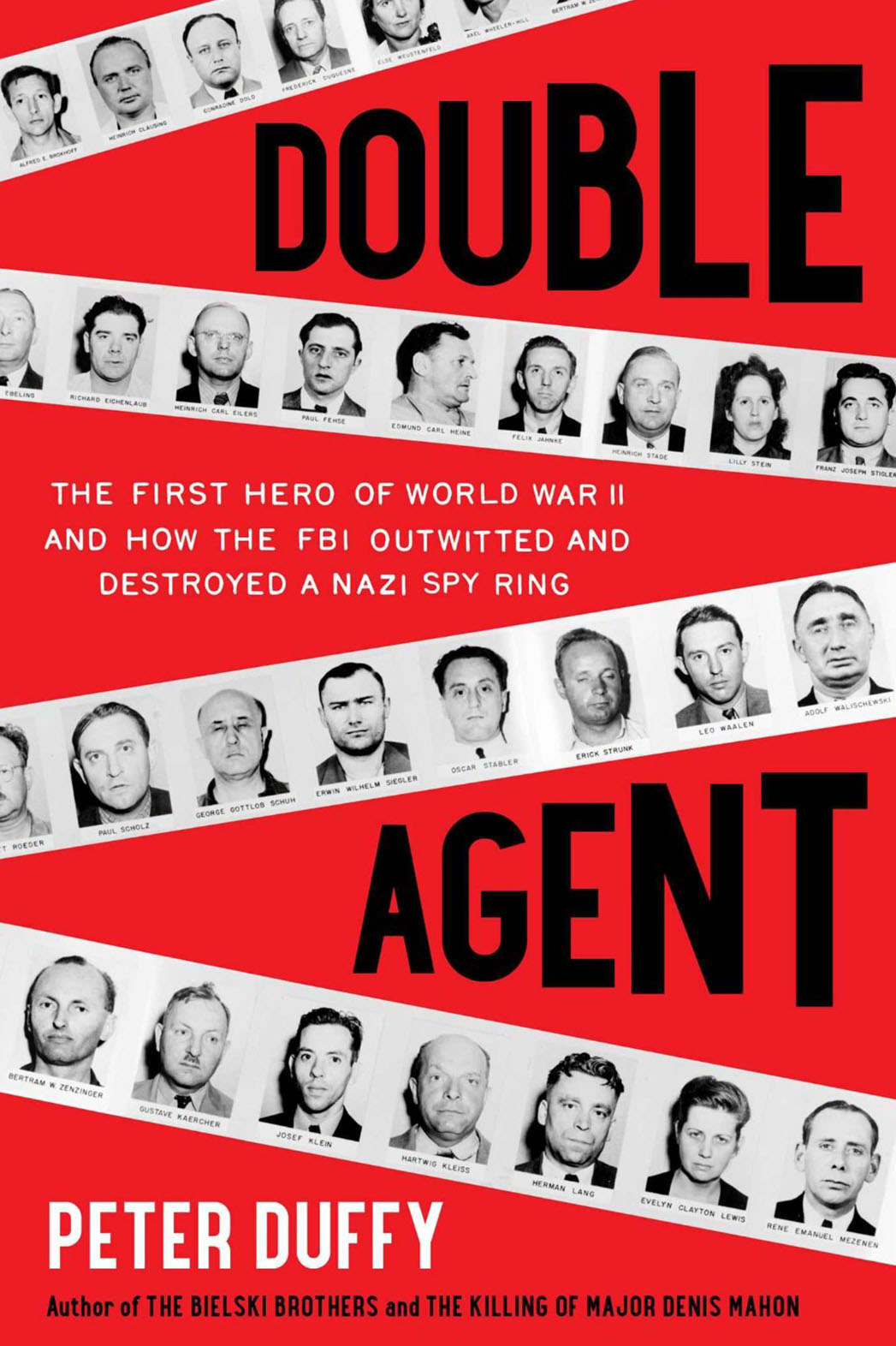 Double Agent: The First Hero of World War II Cover - P 2014