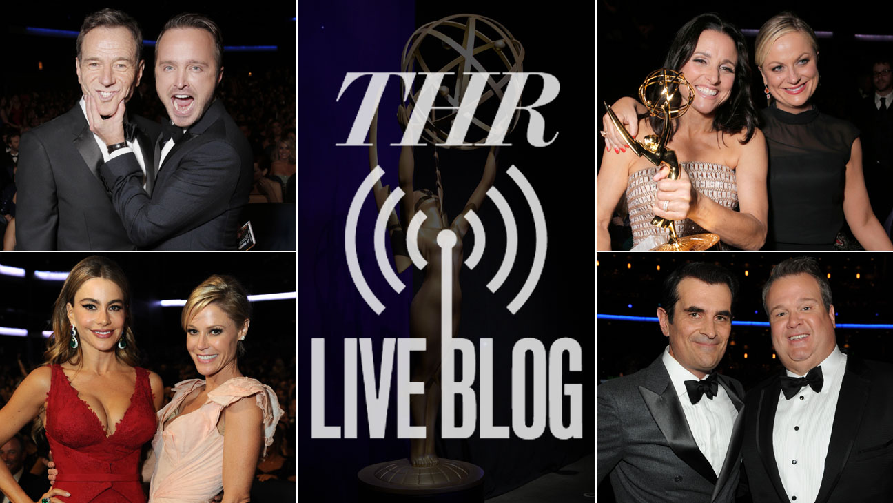 Emmy Live Blog - H 2014