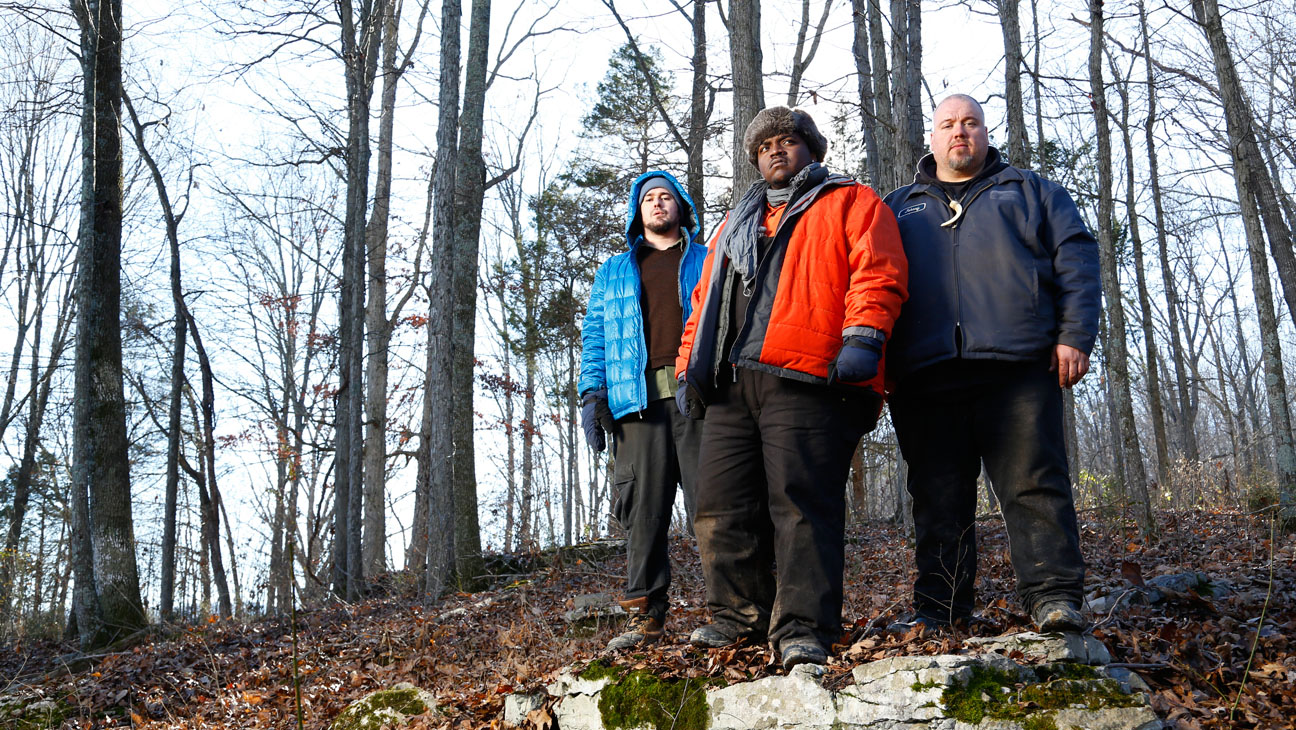 Fat Guys in the Woods - H 2014
