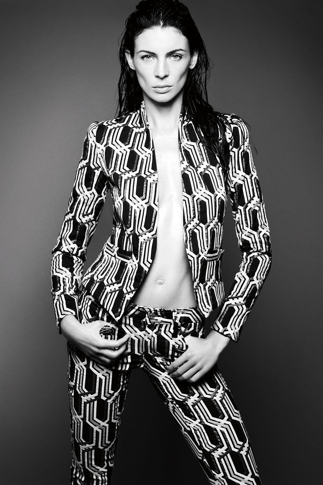 GENETIC x Liberty Ross Jacquard suit - P 2014