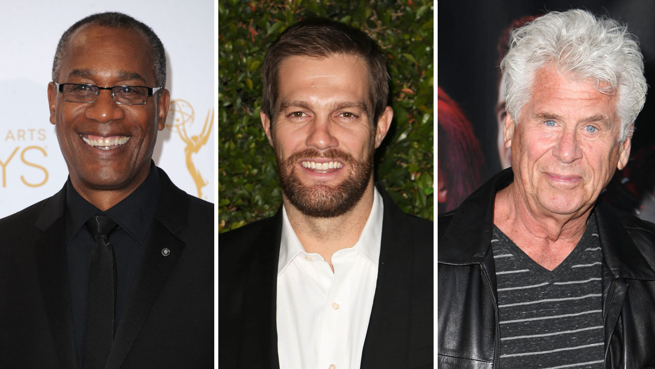 Joe Morton Geoff Stults Barry Bostwick Split - H 2014