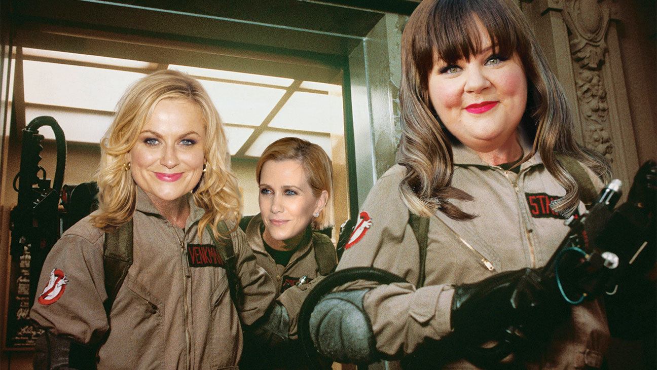 Ghostbusters Ladyheads - H 2014