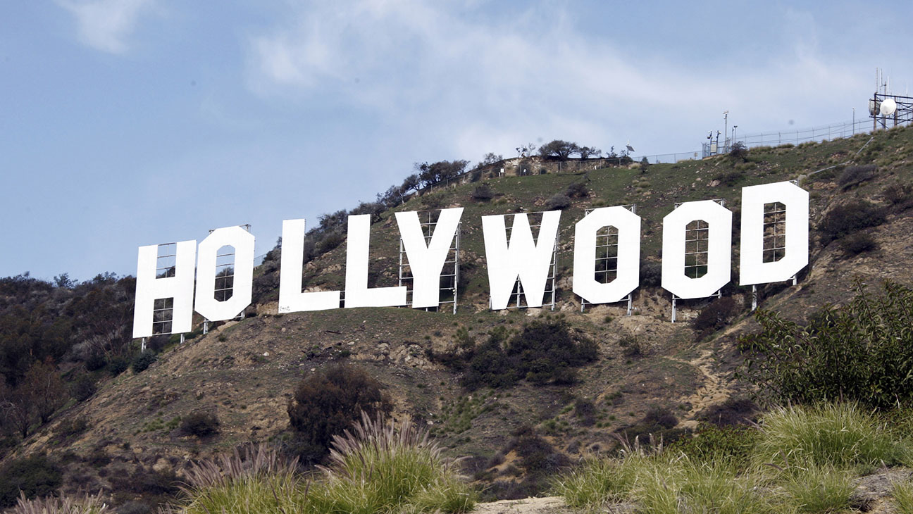 Hollywood Sign - H 2014