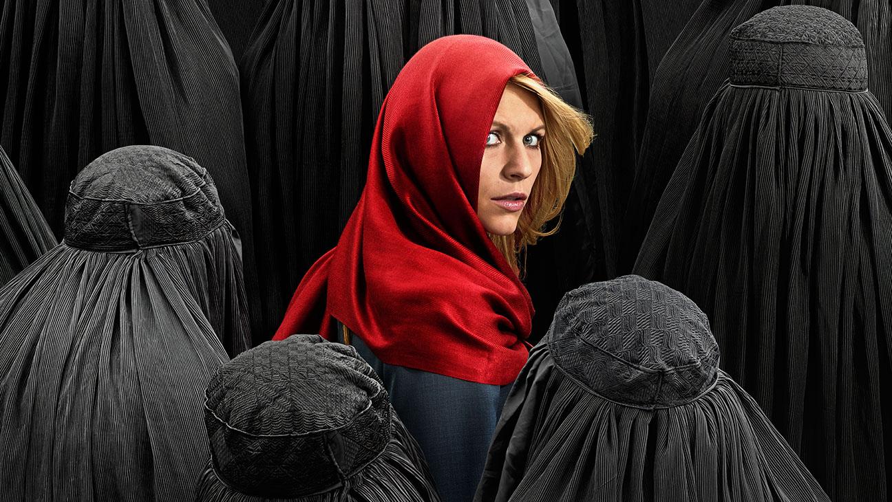 Homeland Season 4 Burkas - H 2014