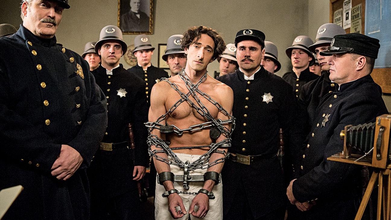 Houdini Still Adrien Brody - H 2014