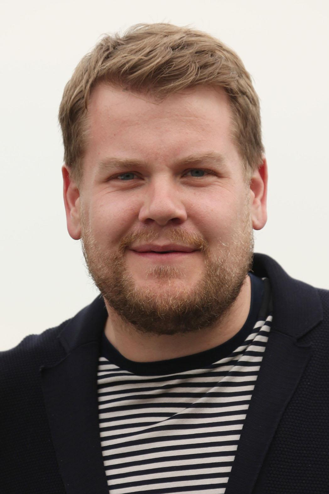 James Corden Headshot - P 2014