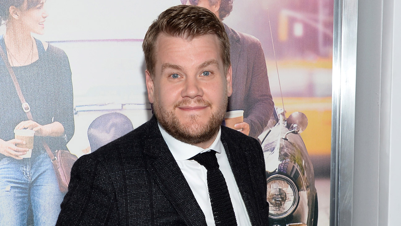 James Corden Headshot - H 2014