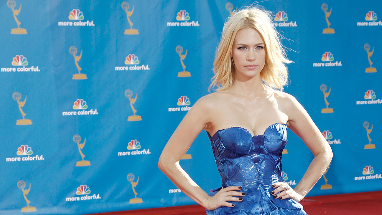 January Jones Emmy horizontal - H 2014